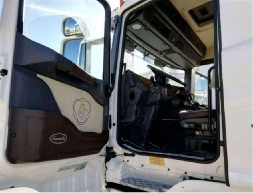 Scania - Low roof new apk mot - new hydrauliek!!!!!! 4