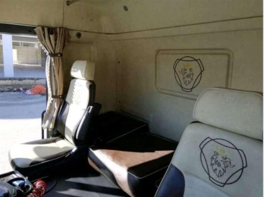 Scania - Low roof new apk mot - new hydrauliek!!!!!! 8