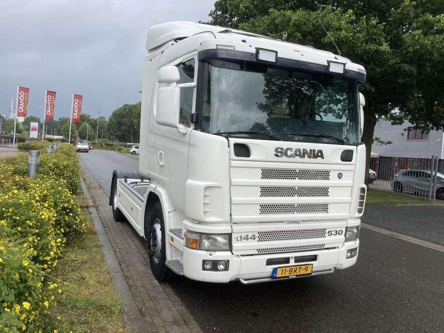 Scania - Low roof new apk mot - new hydrauliek!!!!!! 2
