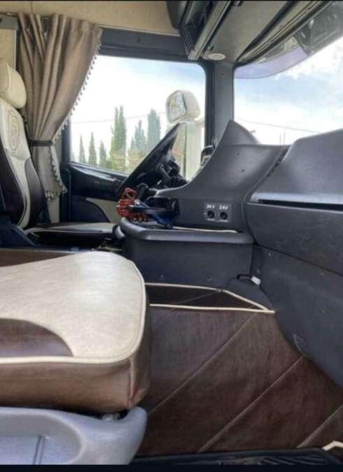 Scania - Low roof new apk mot - new hydrauliek!!!!!! 9
