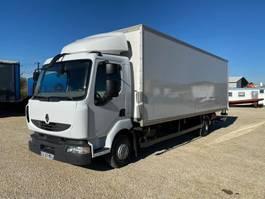 bakwagen vrachtwagen Renault Midlum 2008