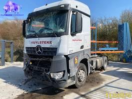 standaard trekker Mercedes-Benz 1845 Euro 6 2018