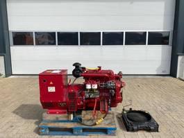 generator Iveco 8041 Stamford 42.5 kVA generatorset 2004