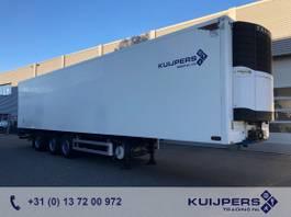 koel-vries oplegger Pacton / Heiwo / Carrier Koeler / Laadklep 2500 kg / APK 02-2021 ! 2005
