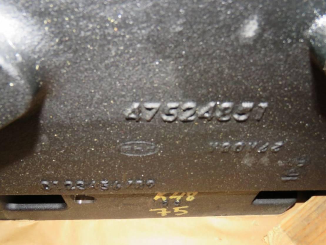 overig onderdeel New Holland T6.145AC - T6.175AC - tier4b