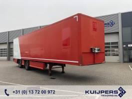 gesloten opbouw oplegger Renders 2 as Gestuurd X-steering / Box / Laadklep 2011