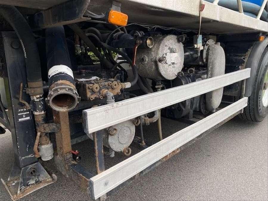 MAN - Saug- und Druckwagen/25000L 25
