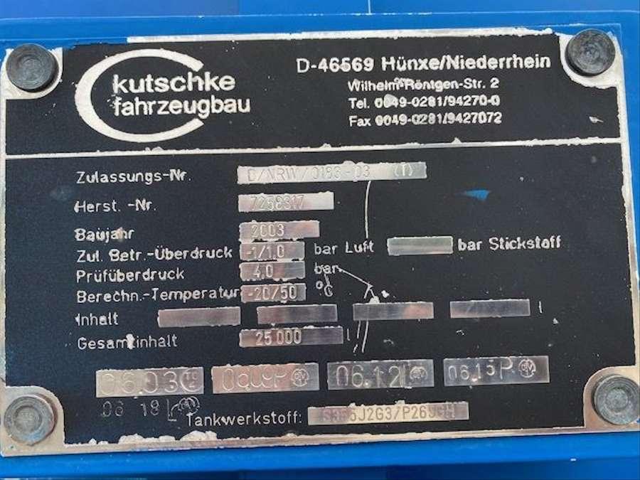 MAN - Saug- und Druckwagen/25000L 20