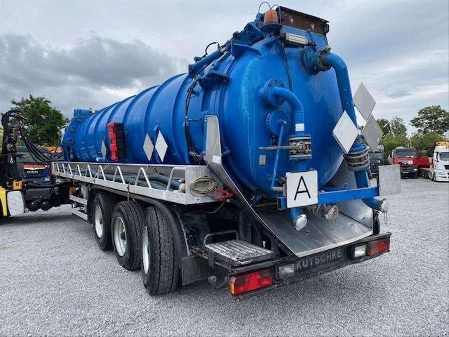 MAN - Saug- und Druckwagen/25000L 7
