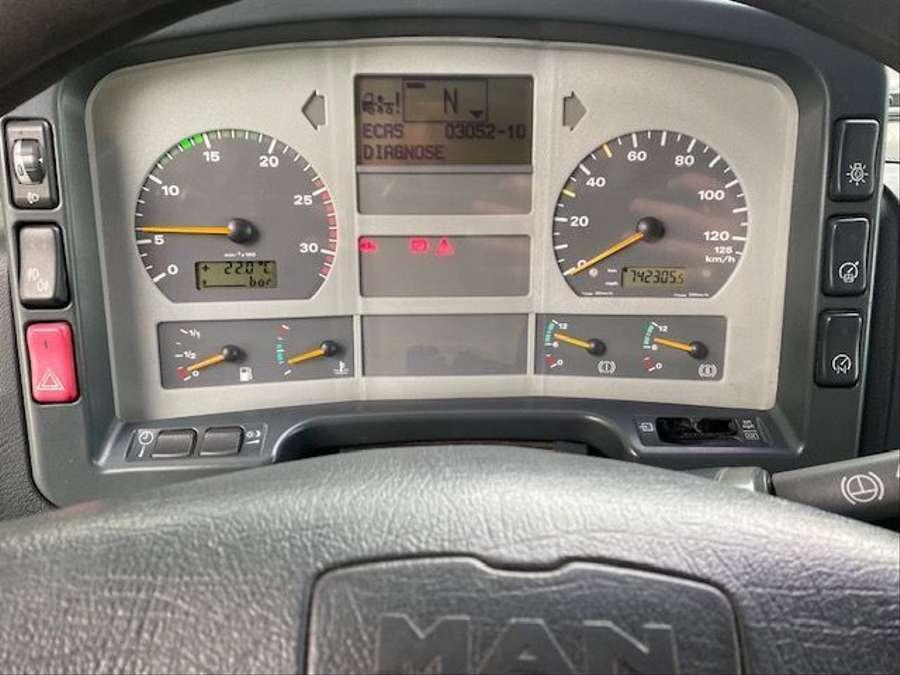 MAN - Saug- und Druckwagen/25000L 15