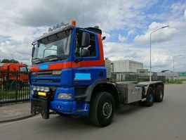 chassis cabine vrachtwagen Ginaf X 3335 S 6X6 EURO 5 / MANUAL / HOLLAND TRUCK !! 2009