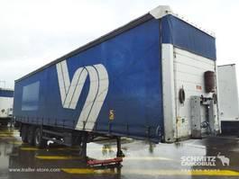 schuifzeil oplegger Schmitz Cargobull Semitrailer Curtainsider Standard Hydr. laadklep 2011