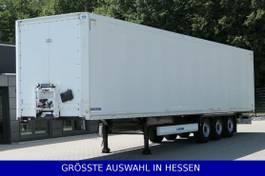 gesloten opbouw oplegger Krone Doppelstock Zurrleisten Code XL €249.-mtl.Rate 2013