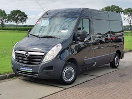 gesloten bestelwagen Opel 2.3 l2h2 136pk airco 2016