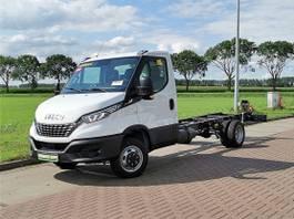 chassis cabine bedrijfswagen Iveco 35 C 18 xl ac automaat nieuw 2021
