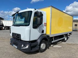 bakwagen vrachtwagen Renault Gamme D 2016