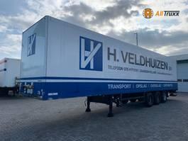 koel-vries oplegger Schmitz Cargobull SKO 24 Isoliert Doppelstock NL trailer 2005