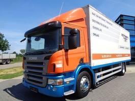 bakwagen vrachtwagen Scania P230 Boxtruck / Manual / 652.000 KM / Loading PLatform 2008