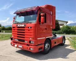 standaard trekker Scania R143 Streamline/Topline 1995