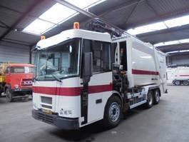 vuilniswagen vrachtwagen Terberg volvo URBIN 2011