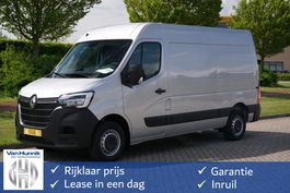 gesloten bestelwagen Renault T33 2.3 135 L2H2 Climate Navi Camera Cruise!! NR. 635 2021