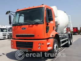 betonmixer vrachtwagen Ford 2009  CARGO 3530 6X4 EURO4 MIXER 2009