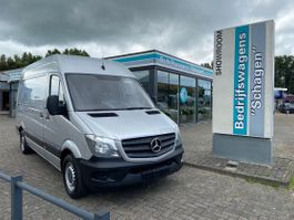 gesloten bestelwagen Mercedes-Benz 314 CDI L2H2|Airco|Camera|Cruise|Gev. Stoel|Euro 6 2016