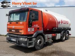 tankwagen vrachtwagen Iveco MH 260E27 6x2 2002