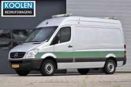 gesloten bestelwagen Mercedes-Benz 211 2.2 CDI 366 2007