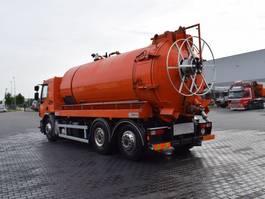 kolkenzuiger vrachtwagen Renault Premium 320 DXI 6X2 Euro 5 stokota Kolkenzuiger/Vacuum Truck (2x in stock) 2008