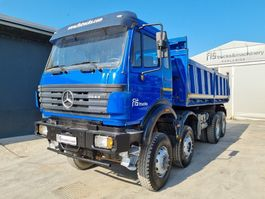 kipper vrachtwagen > 7.5 t Mercedes-Benz 3544 K 8X6 (8X4) meiller tipper - big axle 1997