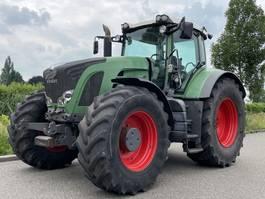 standaard tractor landbouw Fendt 936 vario 936 Vario / geveerde as / geveerde cabine 2010