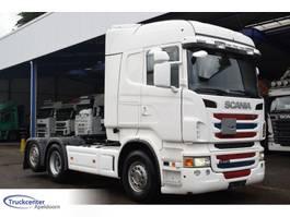 standaard trekker Scania R480 Low km, Manuel + Retarder, PTO, ADR, Truckcenter Apeldoorn 2011