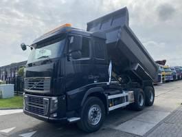 kipper vrachtwagen > 7.5 t Volvo FH 16 6X4 - EURO 5 + TIPPER 2011