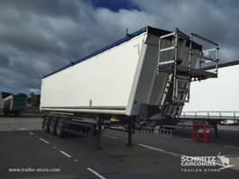 kipper oplegger Schmitz Cargobull Semitrailer Tipper Alu-square sided body 58m³ 2016
