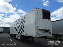 koel-vries oplegger Schmitz Cargobull Semitrailer Reefer Mega Dubbele laadvloer Hydr. laadklep 2016