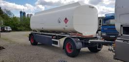 tank aanhanger Kässbohrer 24000 Liter Takanhaenger Petrol Fuel ADR 2 Achsen 2009