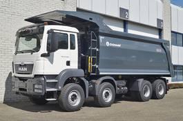 kipper vrachtwagen > 7.5 t MAN TGS 41 BB-WW TIPPER TRUCK (10 units)
