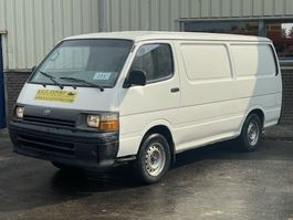 taxibus Toyota Hiace H21 Long Chassis 2.4 PETROL engine 1994