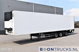 koel-vries oplegger Schmitz Cargobull SKO 24 + CARIER | LIFTAS * STUURAS * 3000 Kg LAADKLEP 2007