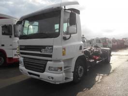 open laadbak vrachtwagen DAF CF85 2007
