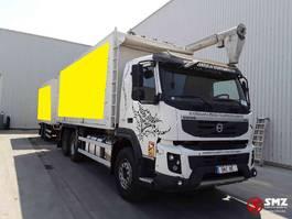 overige vrachtwagens Volvo FMX 500 combi manual intarder 2012