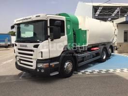 vuilniswagen vrachtwagen Scania P280 2011