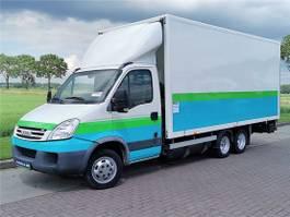 gesloten bestelwagen Iveco 40 C 14 be-combo aardgas cng 2010