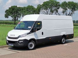 gesloten bestelwagen Iveco 35S16 l3h2 maxi hi-matic 2019