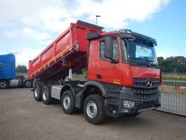 kipper vrachtwagen > 7.5 t Mercedes-Benz Arocs 3245 8x4 Tipper 2019