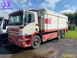 kipper vrachtwagen > 7.5 t DAF CF 85 2003