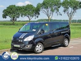 minivan - personenbus Ford CUSTOM 2.0 TDCI 96KW 9 seats airco navi 2016