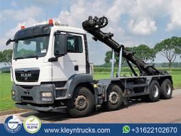 containersysteem vrachtwagen MAN 41.360 2012