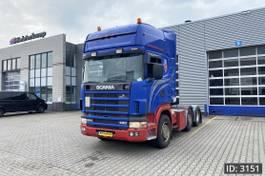 standaard trekker Scania 124.420 Topline, Euro 3, // Manual // Steel - Air // Airco 2002